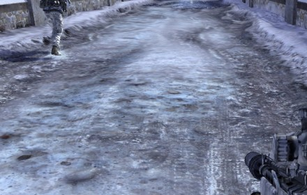MW2: Muddy Snow